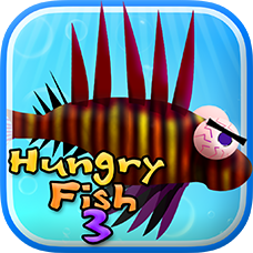 Hungry Fish 3 logo